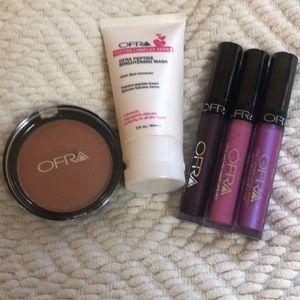 NWT OFRA Cosmetics bundle